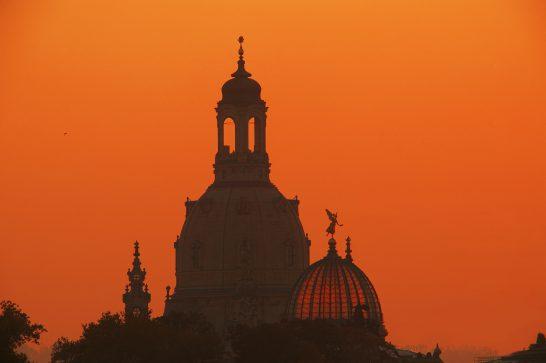 Herzlich willkommen in Dresden. Foto Sylvio Dittrich, Dresden