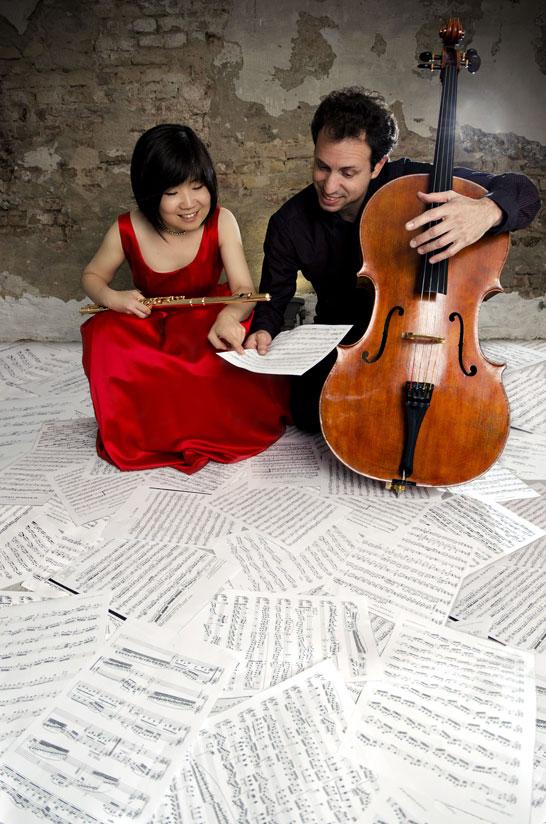 Ithay Khen und Atsuko Koga